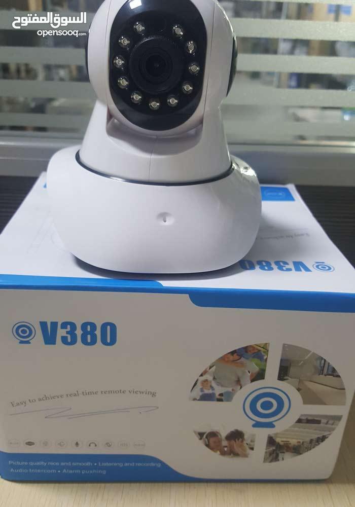 كاميرا مراقبة للأطفال والخدم وللمحلات