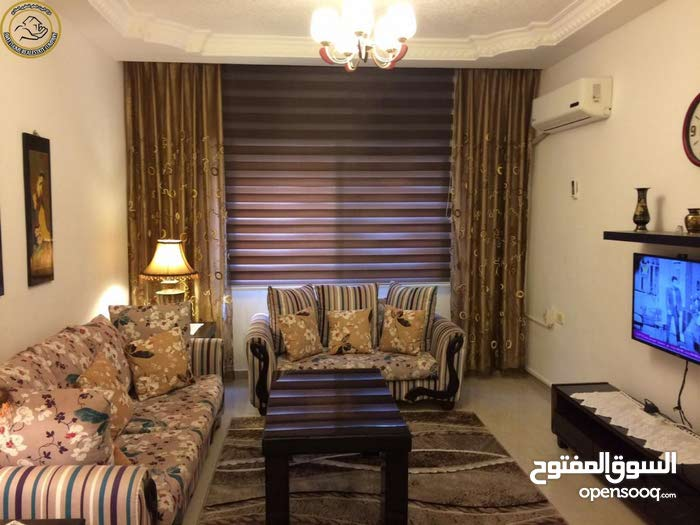 excellent finishing apartment for sale in Amman city - Sports City