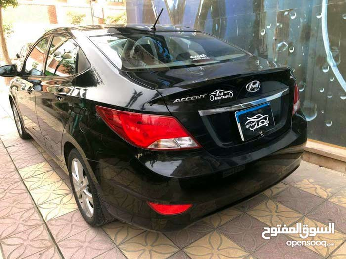 Hyundai Accent made in 2016 for sale