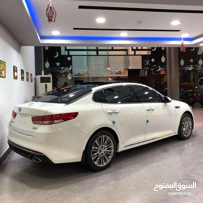 Kia Optima 2018 for sale in Central Governorate