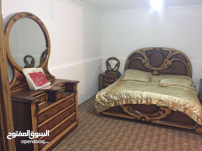 Jubaiha neighborhood Amman city - 140 sqm apartment for rent