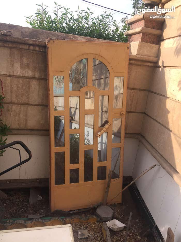 باب حديد جديد كامل