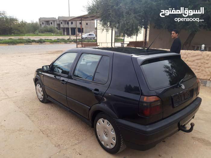 Manual Volkswagen 1997 for sale - Used - Gharyan city