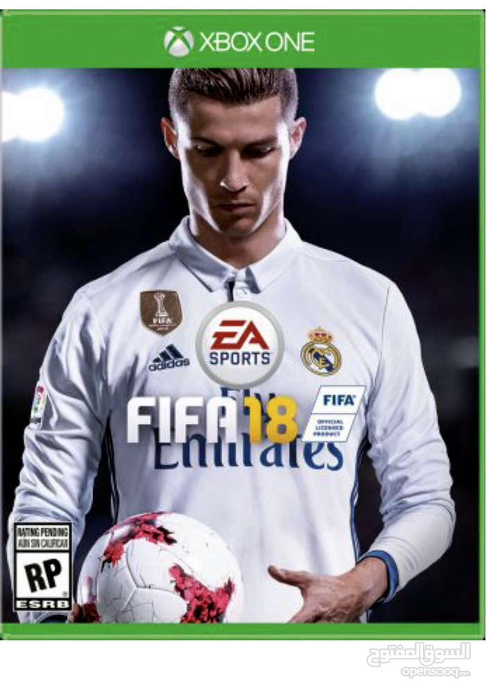 fifa 18 for sale (Xbox one)