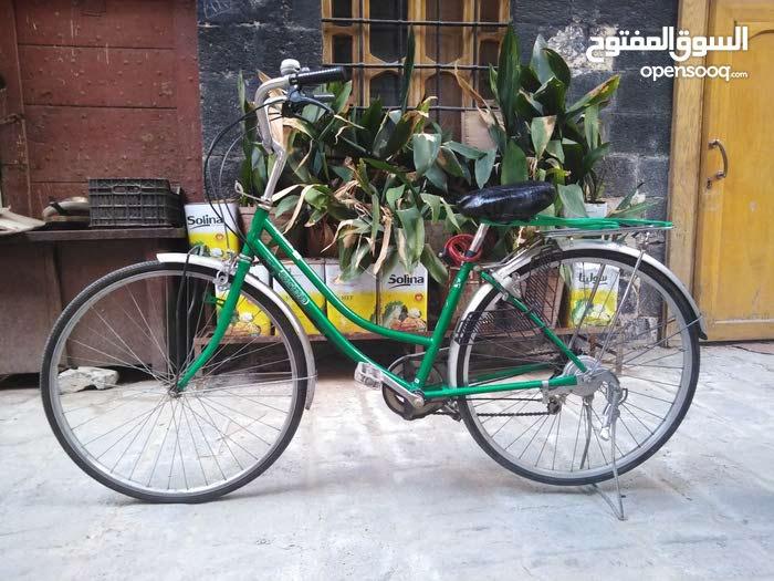 دراجة هوائية يابانية بحالة جيدة للبيع
