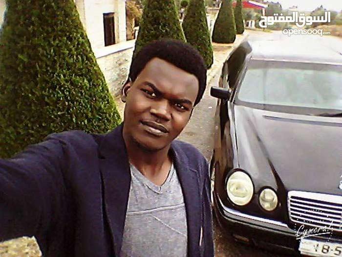 سائق سوداني ابحث عن عمل
