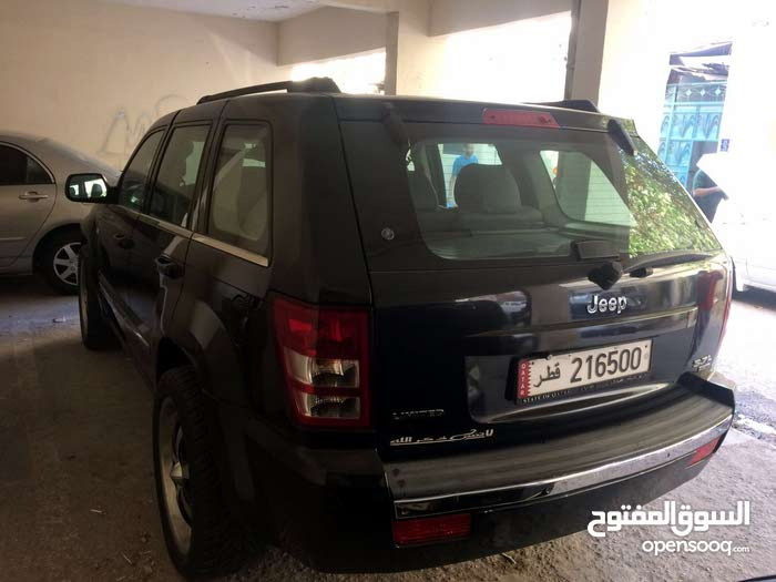 Used Jeep Grand Cherokee in Doha