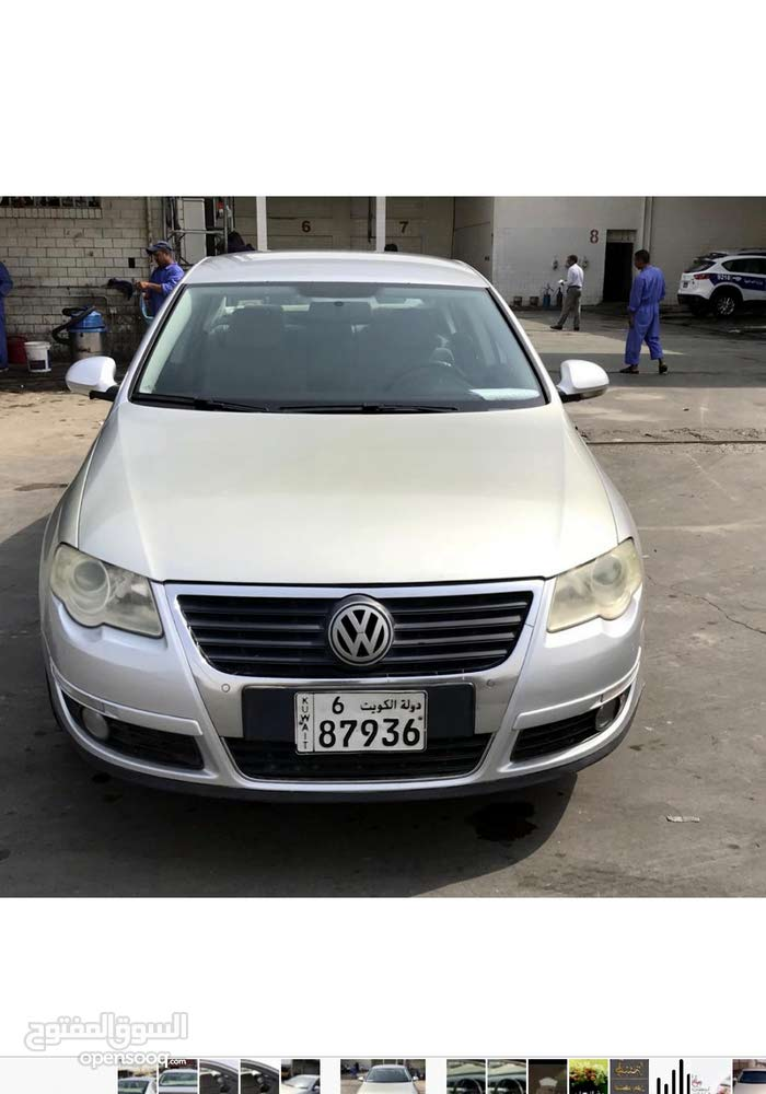 Used condition Volkswagen Passat 2009 with  km mileage