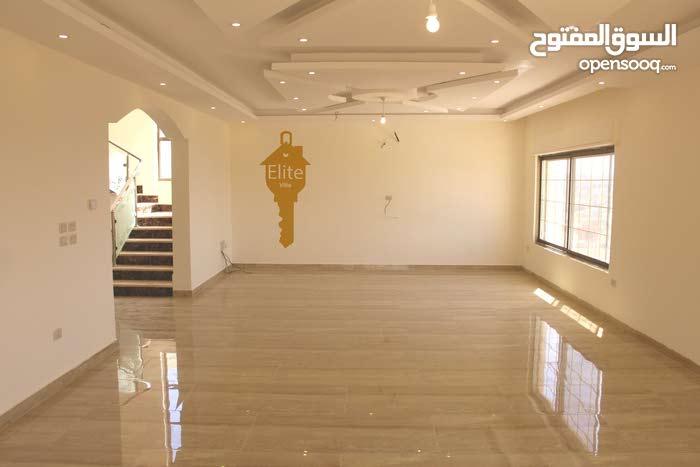 فيلا متلاصقه للبيع في الاردن - عمان - مرج الحمام مساحه 425متر
