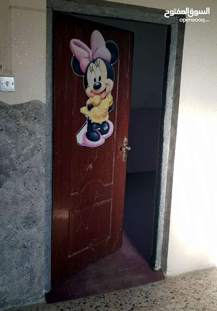 First Floor  apartment for rent with 3 rooms - Baghdad city Hurriya