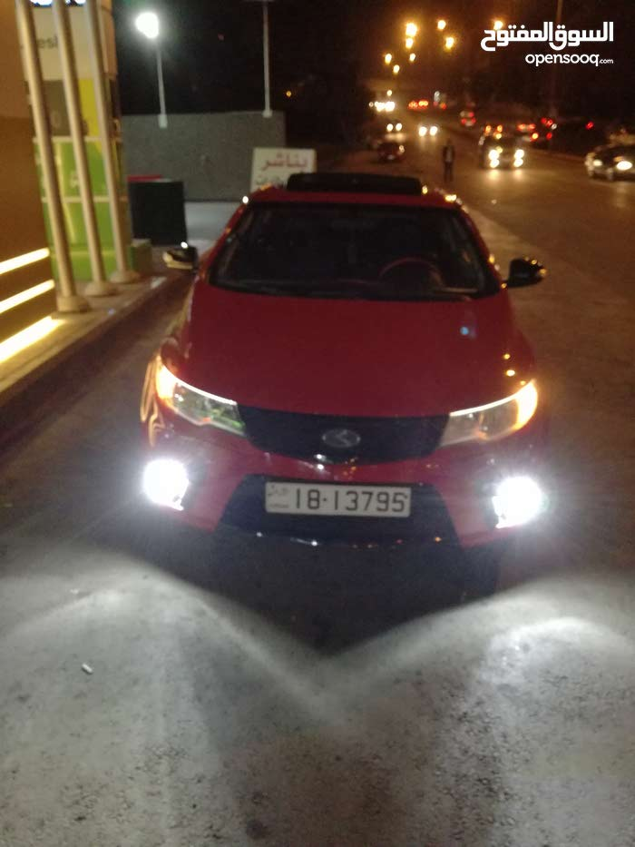 80,000 - 89,999 km mileage Kia Forte for sale