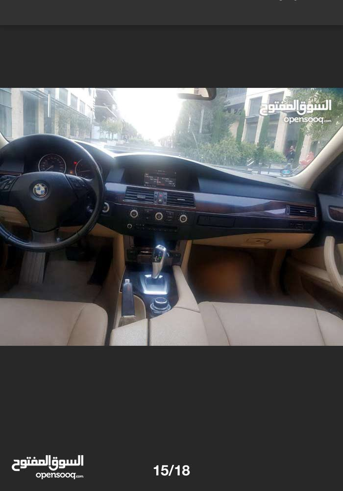 BMW 520 2009 - Used