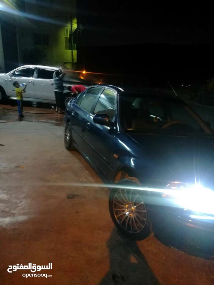 For sale 1998 Blue Civic