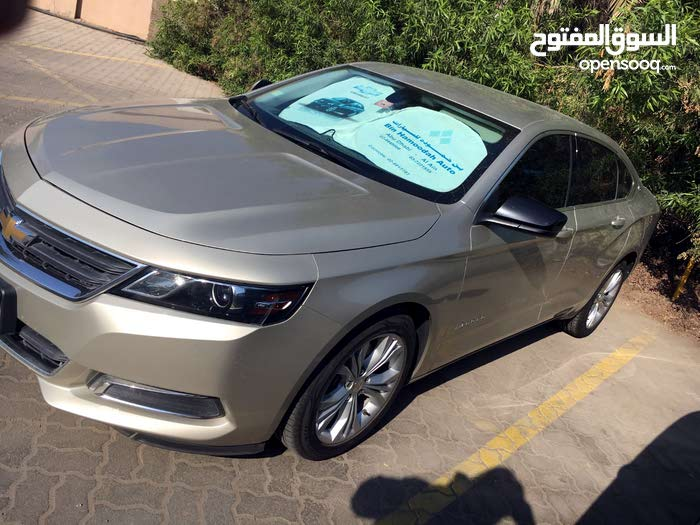 Impala LS V3.6 2015