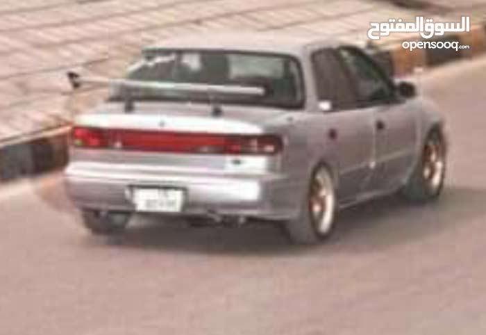 Manual Grey Kia 1995 for sale