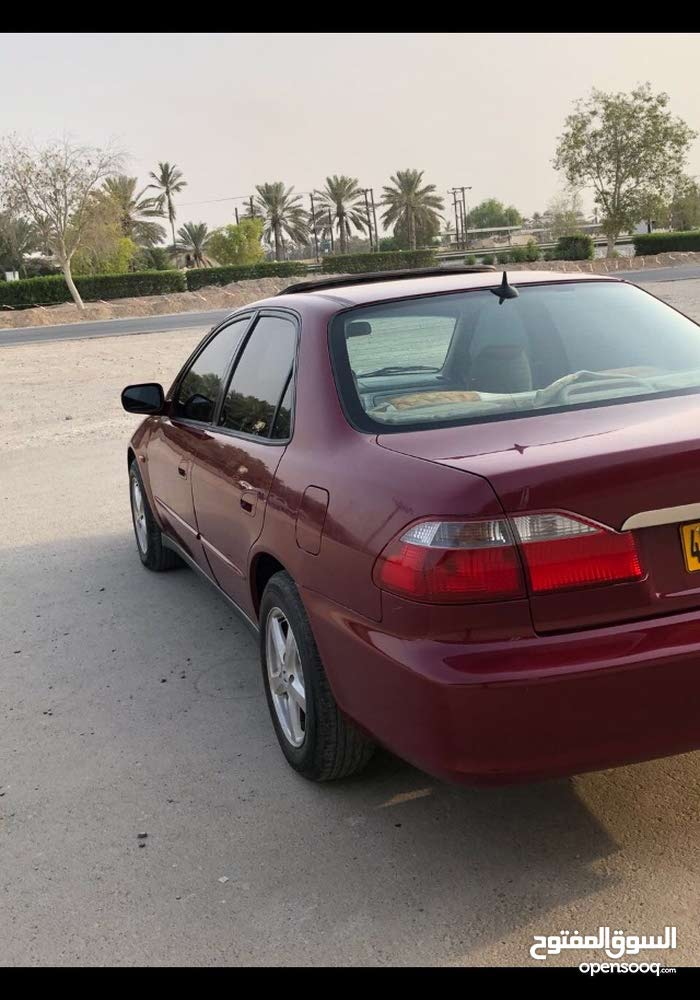 Used condition Honda Accord 2002 with  km mileage