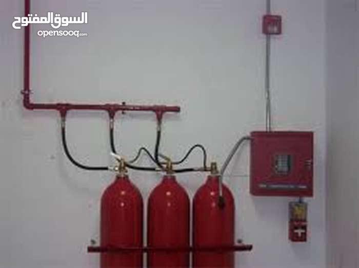مطلوب فني ميكانيكا حريق وفني كهرباء انذار