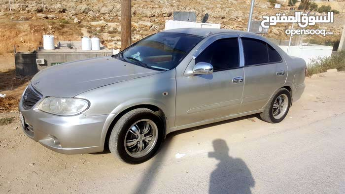 2001 Nissan in Amman