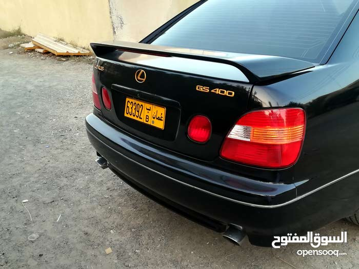 For sale 2000 Black GS