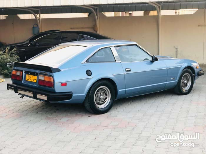 Nissan 280ZX car for sale 1980 in Muscat city