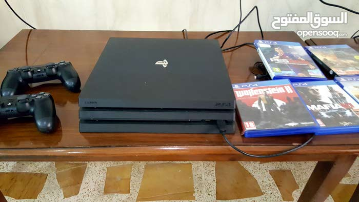 Used Playstation 4 for sale at a low price