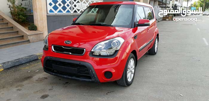 Automatic Kia 2013 for sale - Used - Tripoli city