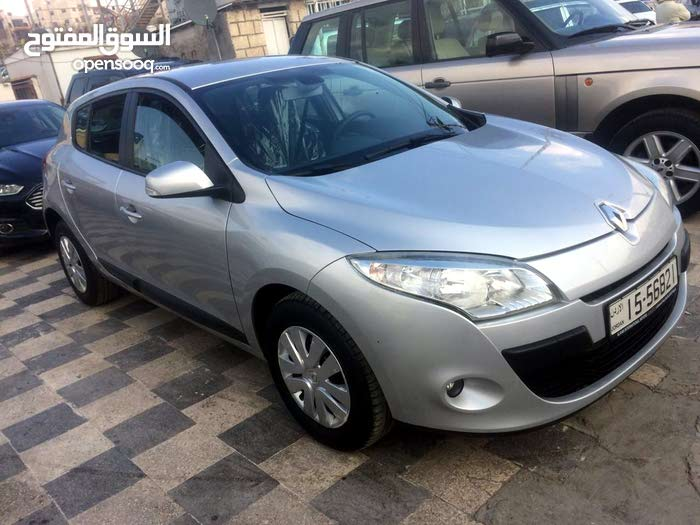 Used condition Renault Megane 2012 with 20,000 - 29,999 km mileage