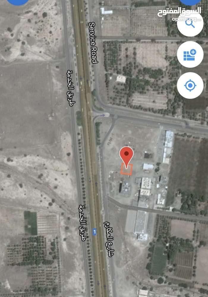 للبيع ارض سكني تجاري صحار الملتقى ع الشارع العام 900 متر