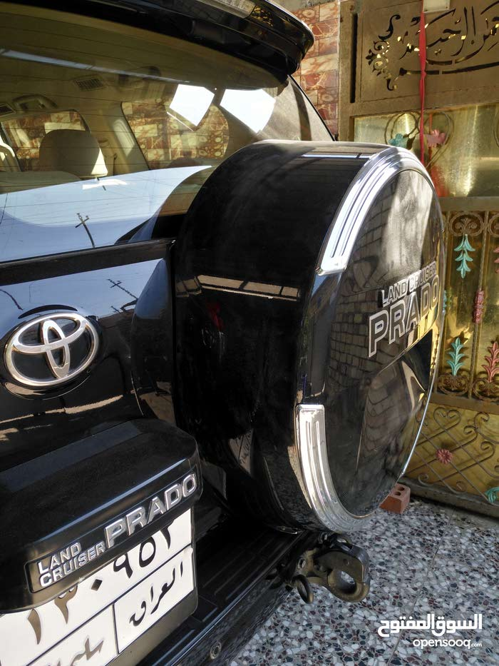 130,000 - 139,999 km Toyota Prado 2012 for sale
