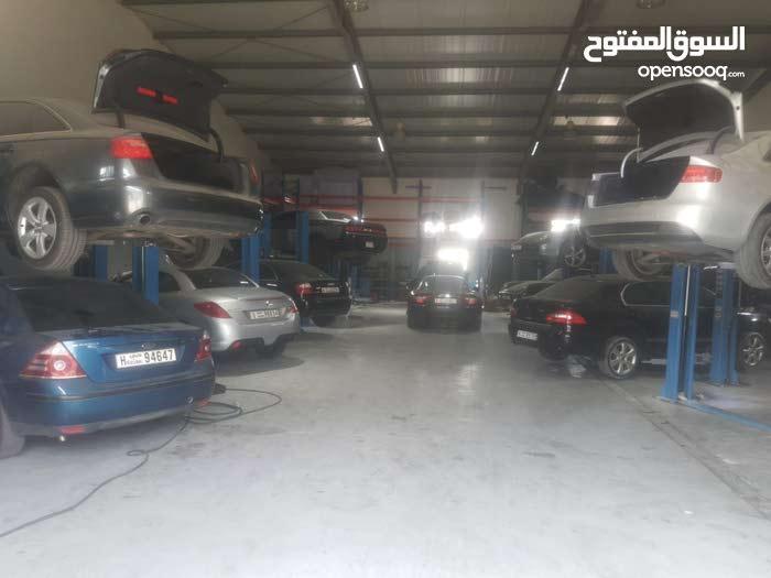 VIP Auto workshop for sale in Dubai Al Quoz