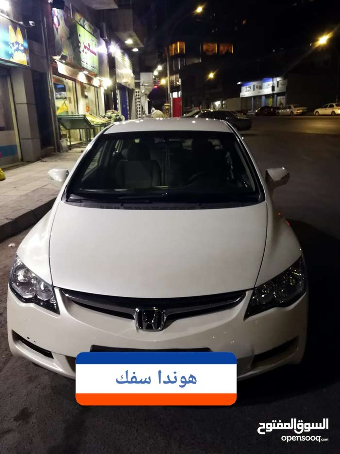 Used Condition Honda Civic 2007 With 140 000 149 999 Km Mileage