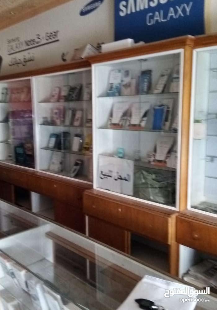 محل في ابو نصير شارع رئيسي
