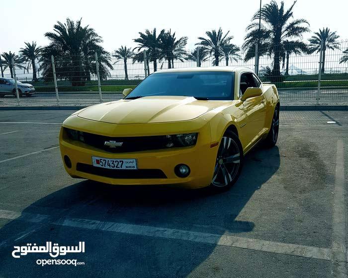 Used Chevrolet Camaro in Muharraq