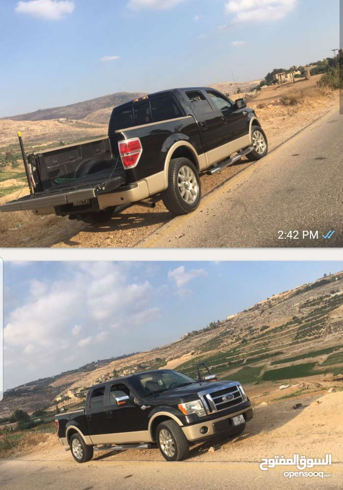 2010 Ford F-150 for sale in Amman