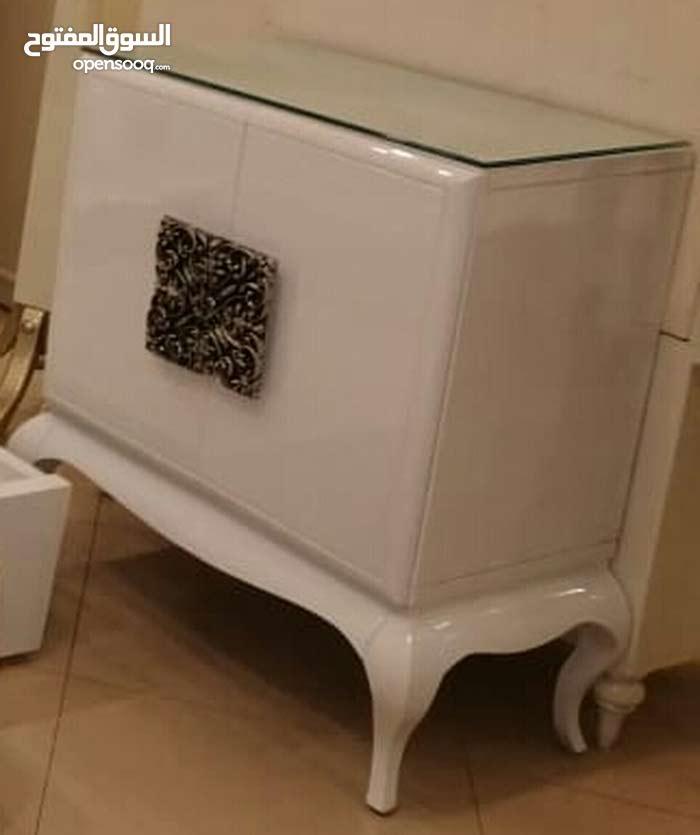 غرفة نوم دمياطي مصري زان ولاتيه 8قطع مولكي