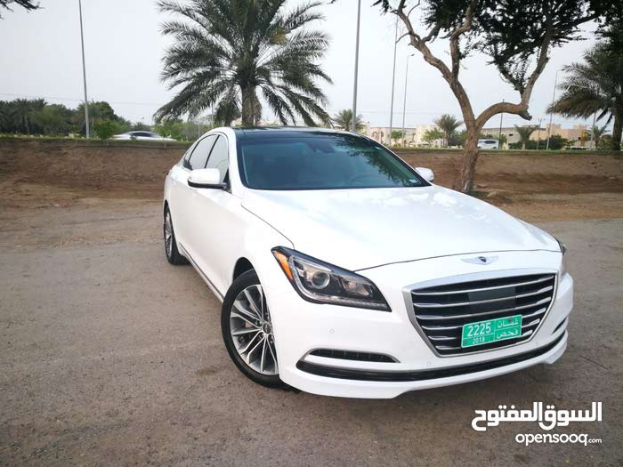 Automatic Hyundai 2015 for sale - Used - Ibri city
