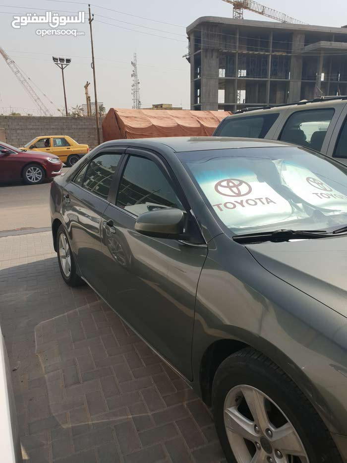 Toyota Camry 2013 in Basra - Used