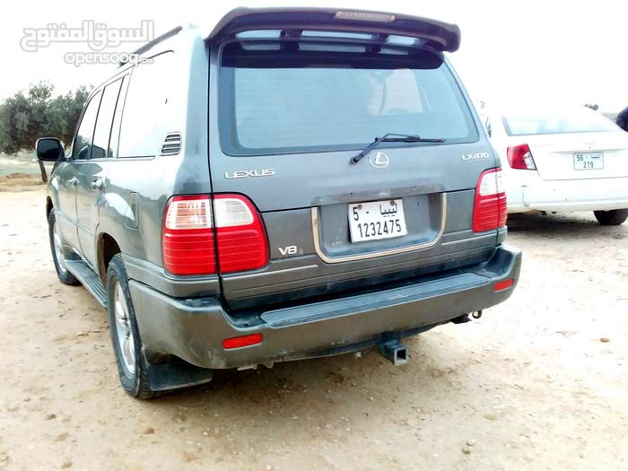 Lexus LX 1999 for sale in Tripoli