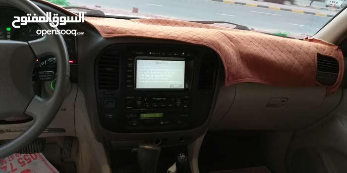Toyota Land Cruiser in Ajman