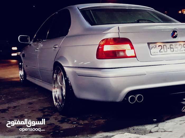 BMW 525 car for sale 1998 in Amman city