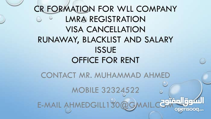 LMRA Services Available