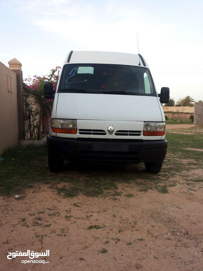 2000 Renault Master for sale