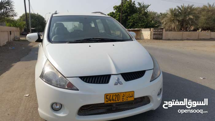 Mitsubishi Grandis car is available for sale, the car is in Used condition