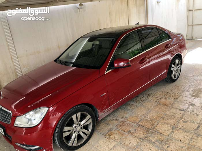 2012 Used Mercedes Benz C 200 for sale