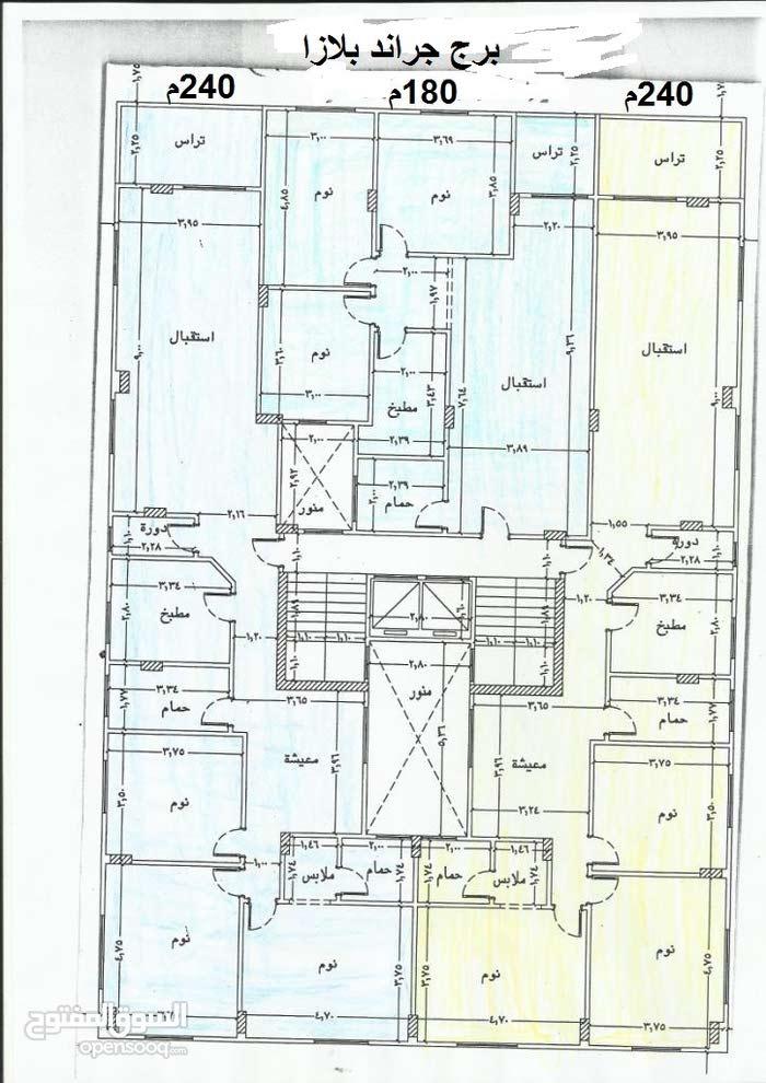 شقة 180م بمدينة نصر