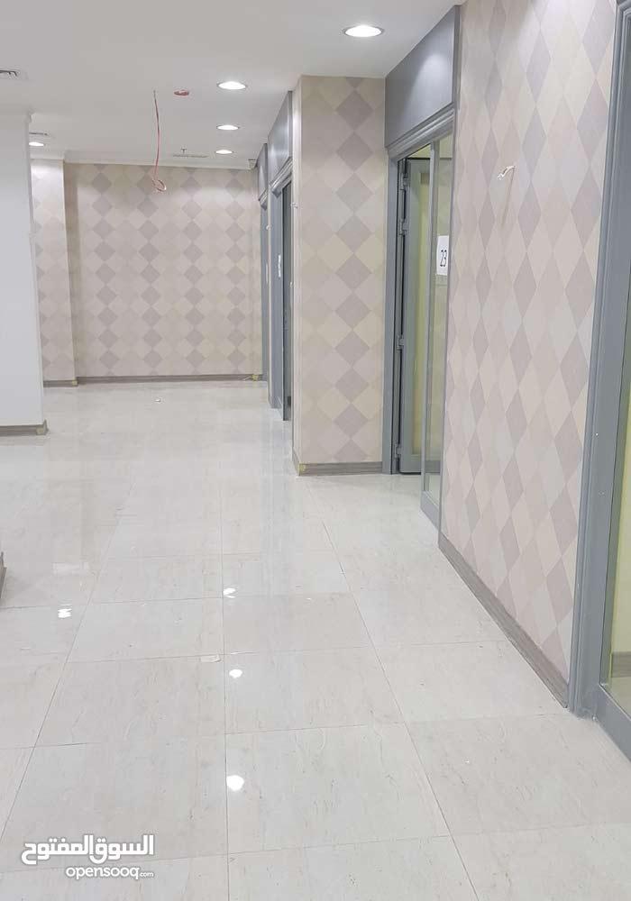 مكاتب ومحلات وادوار تجارية للايجار