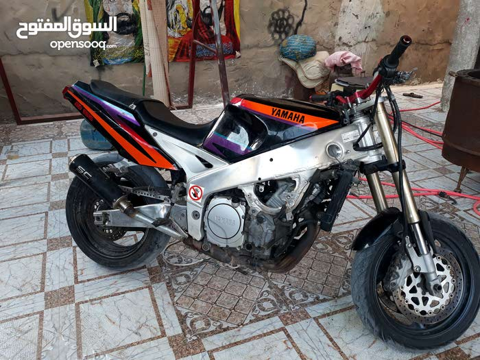 Yamaha motorbike made in 2001 for sale