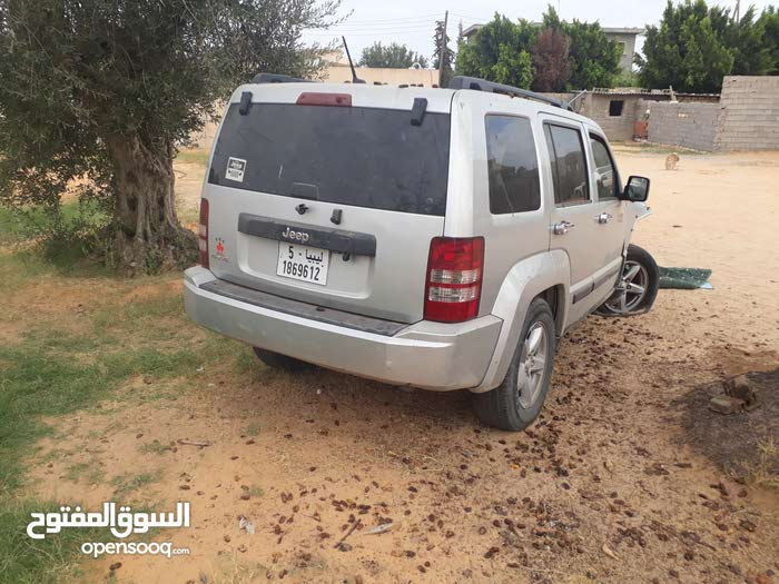 2010 Used Liberty with Automatic transmission is available for sale