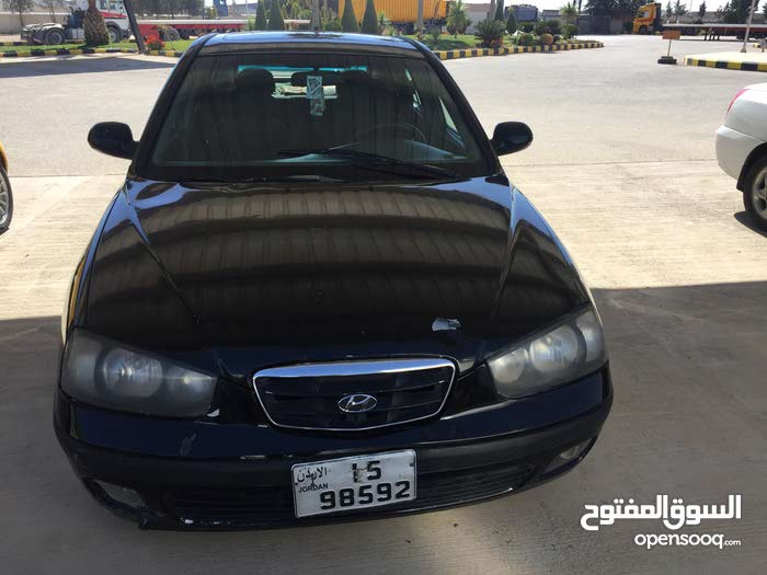 Black Hyundai Other 2002 for sale
