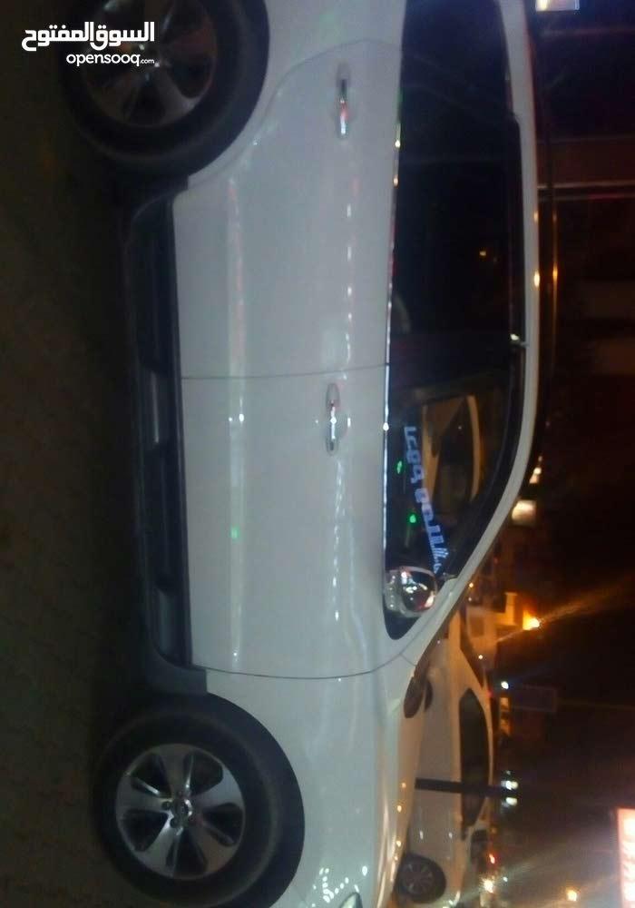 سيارة هوندا سنتافي موديل2012 للبيع جديدة اتوماتيك قزاز كهربا كراسي كهربا نضيفه ك